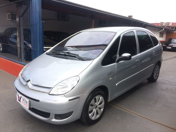 Citroen Xsara Picasso 1.6 16v 4p Flex Exclusive