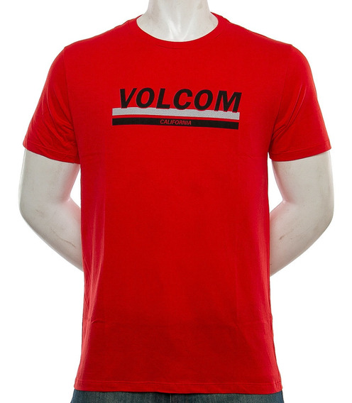 Remera Type Volcom Fluid Tienda Oficial