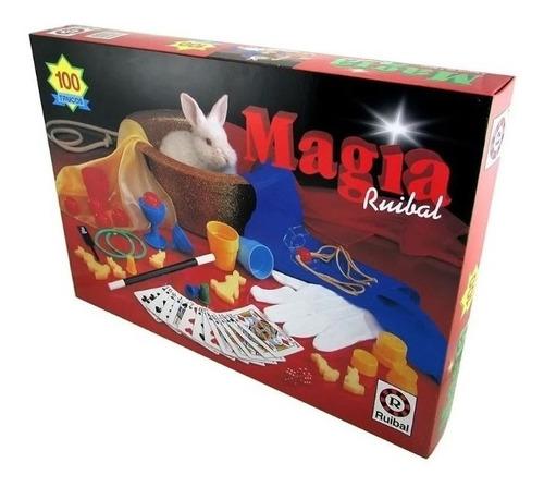 Imagen 1 de 4 de Juego De Magia Ruibal 100 Trucos
