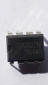 Circuito Integrado Tda2822m Tda 2822 M Envio R$ 12.00