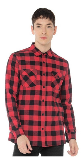 Camisa Vicus Thick Rojo