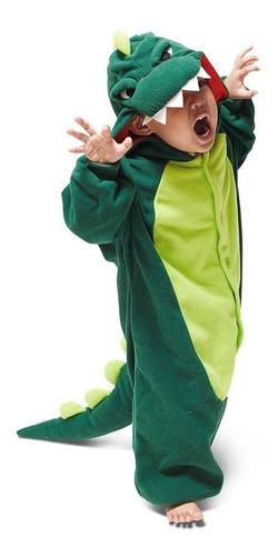 Pijama Dinosaurio Enterizo Kigurumi 3-12 Años / Lhua Store