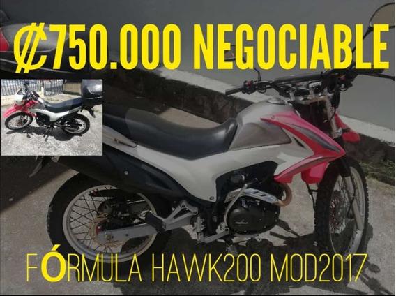 Fórmula Hawk200 Mod 2017