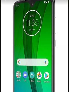 Celular Motorola G7 64 Gb