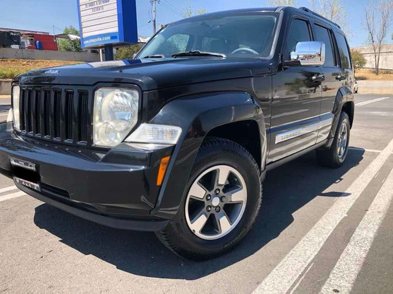 Jeep Liberty Sport 4x2 At 2008