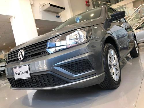 Volkswagen Gol Trend Oportunidad, Con Patentamiento Inc - St