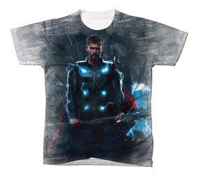 Camiseta Camisa Blusa Os Vingadores Ultimato 017