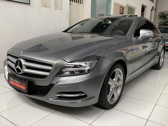 Mercedes-benz Cls 350 3.5 Cgi V6 2012 Prata