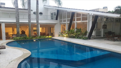 Ref.: 1193 - Casa Condomínio Fechado Em Sao Sebastiao, No Bairro Baleia - 5 Dormitórios
