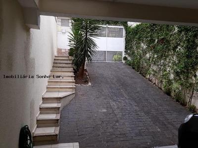 Sobrado Para Venda Em São Paulo, Butanta, 3 Dormitórios, 3 Suítes, 4 Banheiros, 4 Vagas - 8566