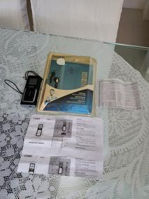 Rádio Coby Mini Cx90blk - Am/fm - Novo