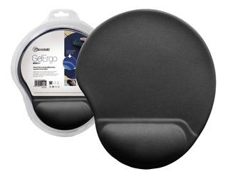 Mouse Pad Con Almohadilla Gel - Microfibra - Antideslizante