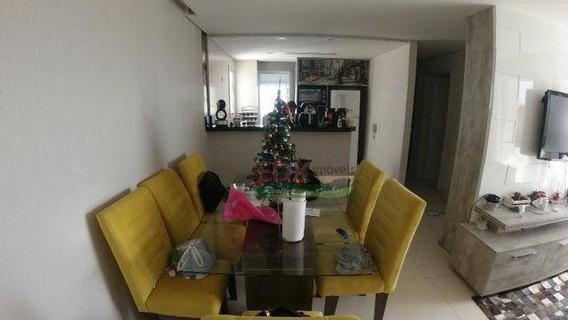 Apartamento Com 2 Dormitórios À Venda, 65 M² Por R$ 360.000 - Parque Industrial - São José Dos Campos/sp - Ap3499