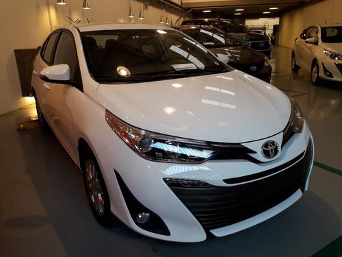 Nuevo Toyota Yaris Xls Automático 4 Puertas 2021 - Fx