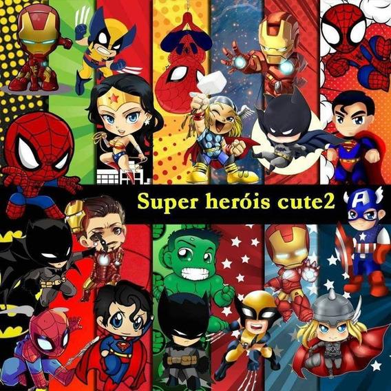 Fondos E Imagenes Super Heróis Cute 2