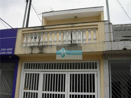 Imagem 1 de 23 de Sobrado Comercial À Venda, Vila Gomes Cardim, São Paulo. - So0223