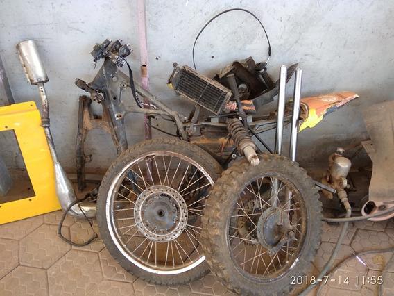 Dt 200 Motor Completo