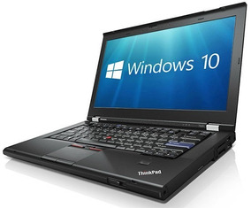 Notebook Lenovo T420 I5 4gb Ssd120gb Hd320gb