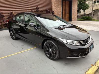 Honda Civic Lxr 2.0 16v Flex Automático 2015