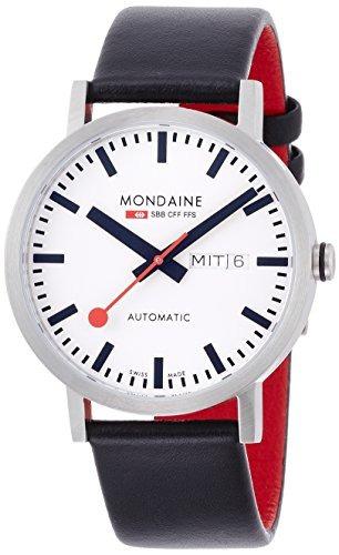Hombres Mondaine Display A132.30359.16sbb Analógico Reloj S