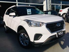 Hyundai Creta 1.6 Attitude 16v 2018 Branco Flex