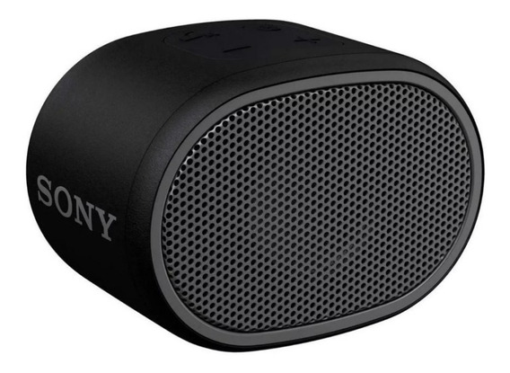 Parlante Sony Extra Bass SRS-XB01 portátil inalámbrico Negro