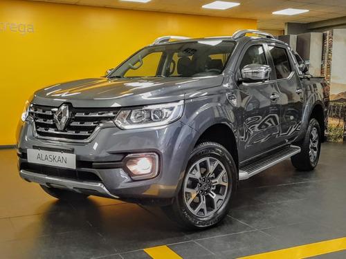Renault Alaskan Iconic 4x4 Mt6 0km 2021 (mac)