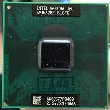 Processador Intel Core2duo P8400 2.4ghz/3m/1066 Leia