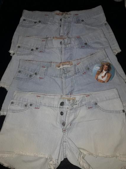Shorts De Jean Rimmel Nuevos