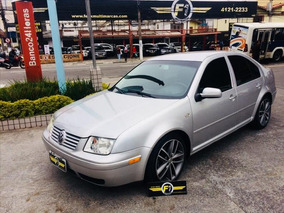Volkswagen Bora 2.0 Completo Bco Couro Rodas 17