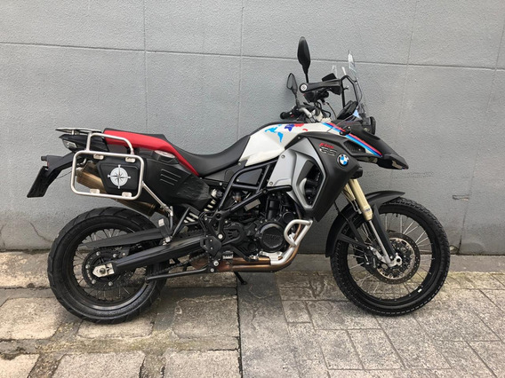 Bmw F800 Gs Adventure 2016 Branca