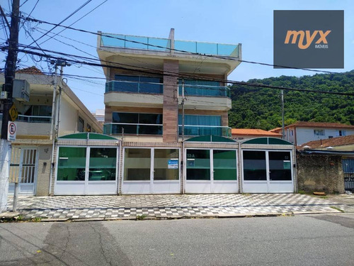 Triplex, 4 Suítes, 2 Vagas De Garagem No Marapé - Ca0922