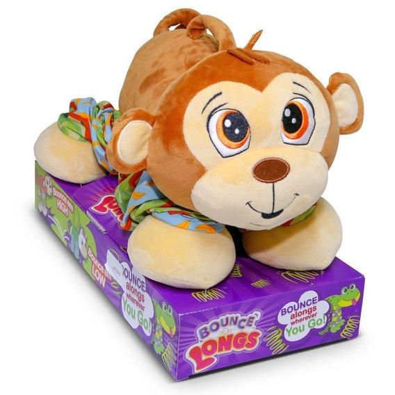 Macaco De Pelúcia Boing Longs Pernas Esticam - 4729 Dtc