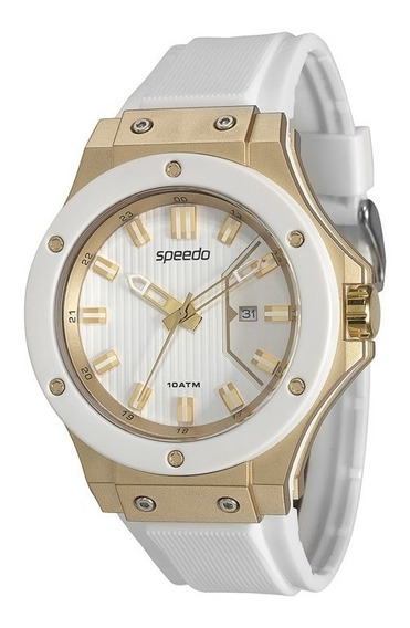 Relógio Speedo Feminino Branco 65084l0evnp3