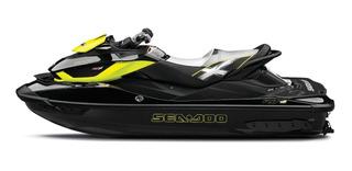 Adesivo Faixa Jet Ski Sea-doo Rxt 260 Modelo Verde Limão