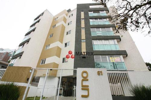 Investidor! Studio Com 1 Dormitório À Venda, 35 M²  - Alto Da Glória - Curitiba/pr - St0004