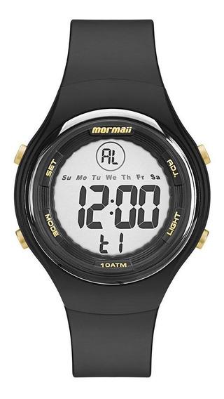 Relógio Feminino Mormaii Wave Dourado - Original