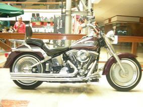 Harley Davidson Modelo Fat Boy 1340 C.c. Año 1997