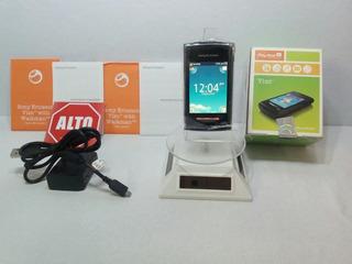 Sony Ericsson W150 (yizo) Negro Movistar -- Envío Gratis--