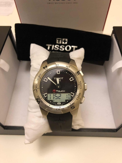 Relógio Tissot Touch Ii