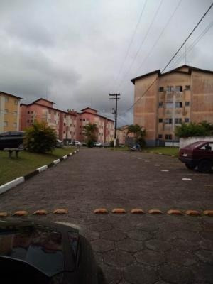 6236 Kym - Apartamento Na Praia - Jd Umuarama - Itanhaém/sp