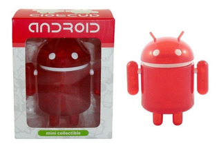Android Rojo Ruby Figura Coleccionable Big Box Edition