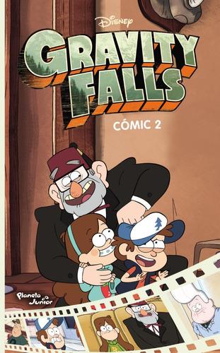 Imagen 1 de 4 de Gravity Falls. Cómic 2