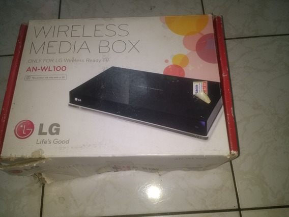 Wireless Medua Box An-wl