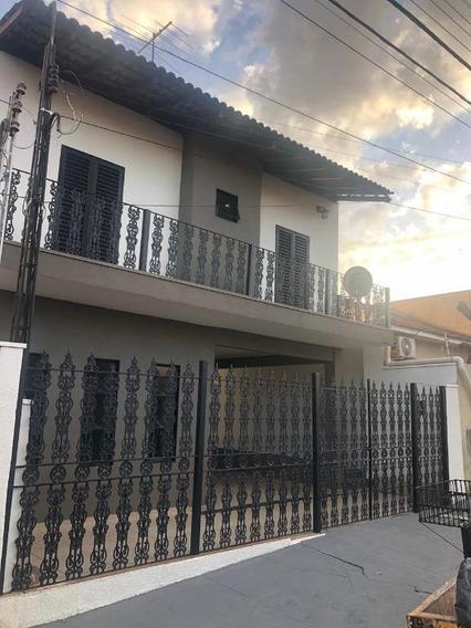 Casa Com 3 Dormitórios Para Alugar, 250 M² Por R$ 1.400/mês - Jardim Urano - São José Do Rio Preto/sp - Ca2504