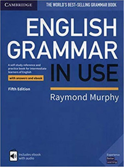 English Grammar In Use Book With Answers & Interactive E-boo