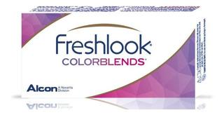 Lentes De Contacto Freshlook (con Disponibilidad De Fórmula)