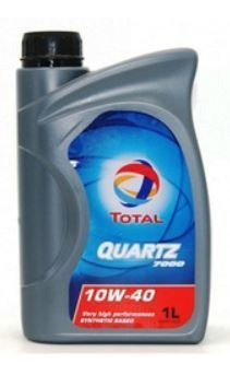 Aceite Total Quartz 7000 X 1l