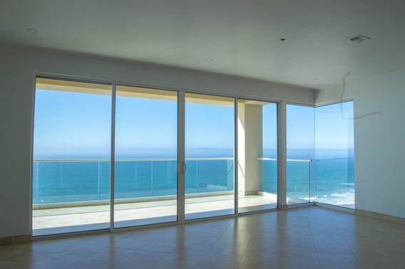 Departamento En Venta En Torre Mar Y Sol, Modelo C, Playas De Rosarito B.c.