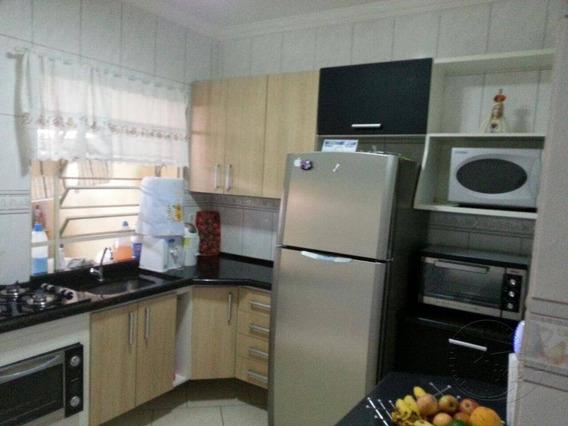 Sobrado Com 2 Dormitórios À Venda, 65 M² Por R$ 333.900 - Jardim Regina Alice - Barueri/sp - So0008